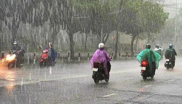 Dự báo thời tiết 28/3: Miền Bắc mưa diện rộng