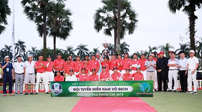 VGA Union Cup 2018: Tuyển miền Nam đăng quang