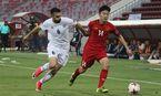 Tuyển Việt Nam tuột chiến thắng trên sân Jordan