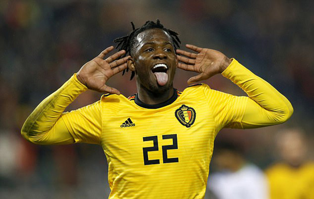 Lukaku nổ cú đúp, Bỉ đại thắng 'bốn sao'