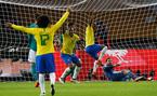 """Brazil rửa hận, khiến """"xe tăng"""" Đức bẽ mặt sân nhà"""