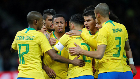 Video Đức 0-1 Brazil