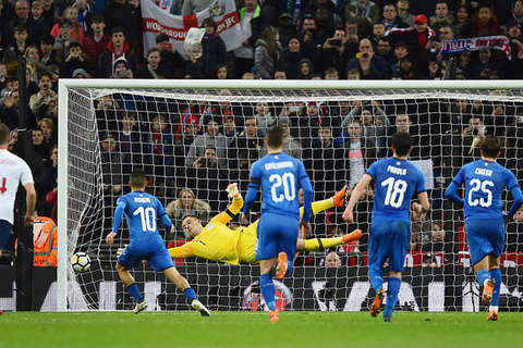Video Anh 1-1 Italia