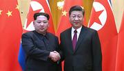 Kim Jong Un gặp ông Tập Cận Bình
