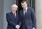 Việt - Pháp nhất trí tăng cường quan hệ đối tác chiến lược