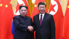 Vai trò của TQ qua chuyến thăm bất ngờ của Kim Jong Un