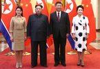 Hé lộ lí do Kim Jong Un bất ngờ thăm Trung Quốc