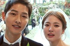 Song Hye Kyo - Song Joong Ki lọt Top sao quyền lực nhất xứ Hàn