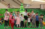 Trẻ em học bảo vệ môi trường ở Lớp học Xanh