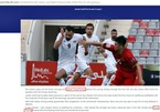 Google, AFC nhầm lẫn khó tin về trận Jordan vs Việt Nam