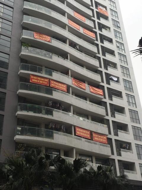 PCCC,tranh chấp chung cư,quản lý chung cư,chung cư cao tầng