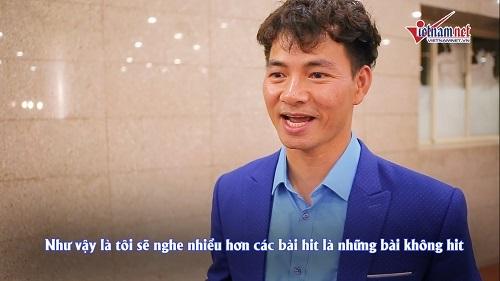 Xuân Bắc nói về hit Việt