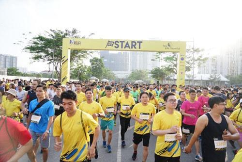 6000 người tham gia chạy Resolution Run 2018