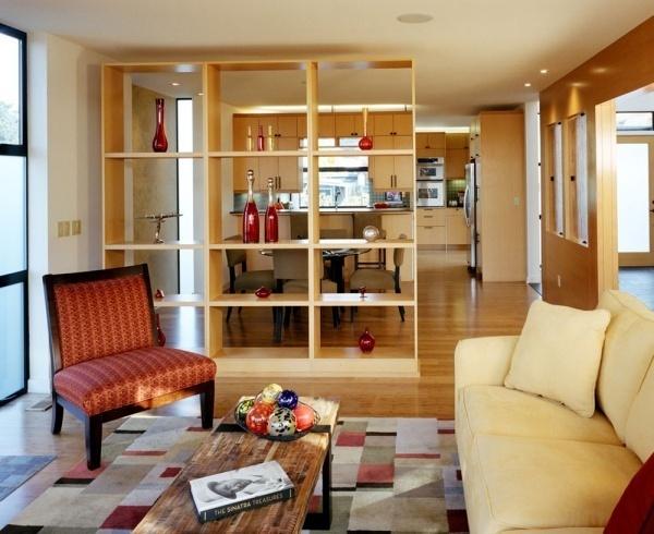 Mẹo chia không gian phòng khách ấn tượng cho căn hộ chung cư