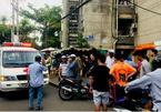 2 người rơi chung cư ở Sài Gòn tử vong