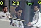 De Gea kiến tạo hơn 70m, Messi cay đắng bỏ về sớm