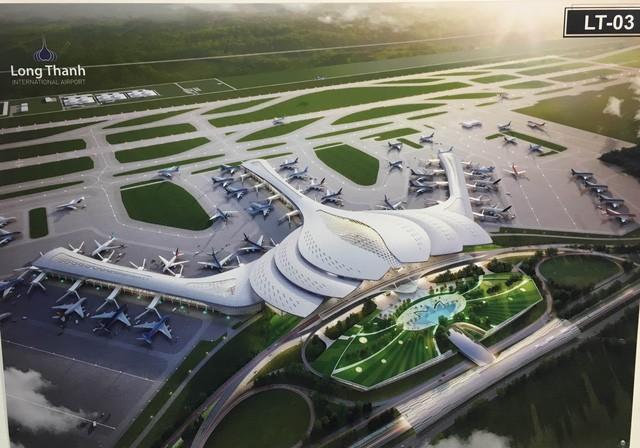 Khai thác sân bay Long Thành chậm nhất vào năm 2025