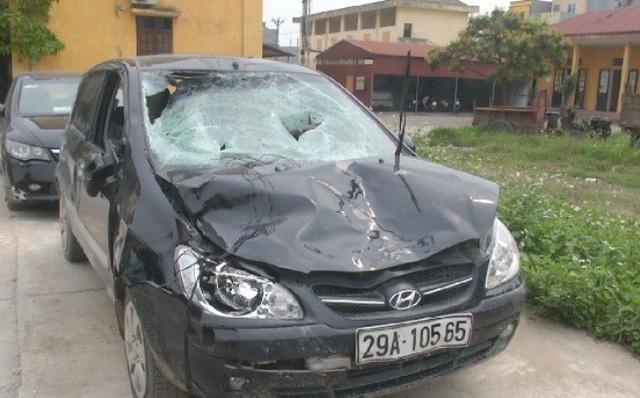 tai nạn,tai nạn chết người,xe điên,học sinh,Hưng Yên