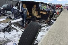 Tesla mất 4 tỷ USD sau vụ xe Model X gặp tai nạn chết người