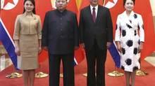 Gu thời trang tinh tế của Đệ nhất phu nhân Triều Tiên
