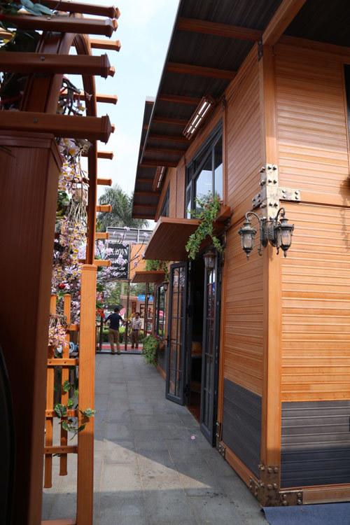 Đã có nhựa gỗ thông minh made in Vietnam