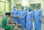 Lời từ biệt rơi nước mắt của người vợ với thiếu tá hiến tạng cứu 6 người
