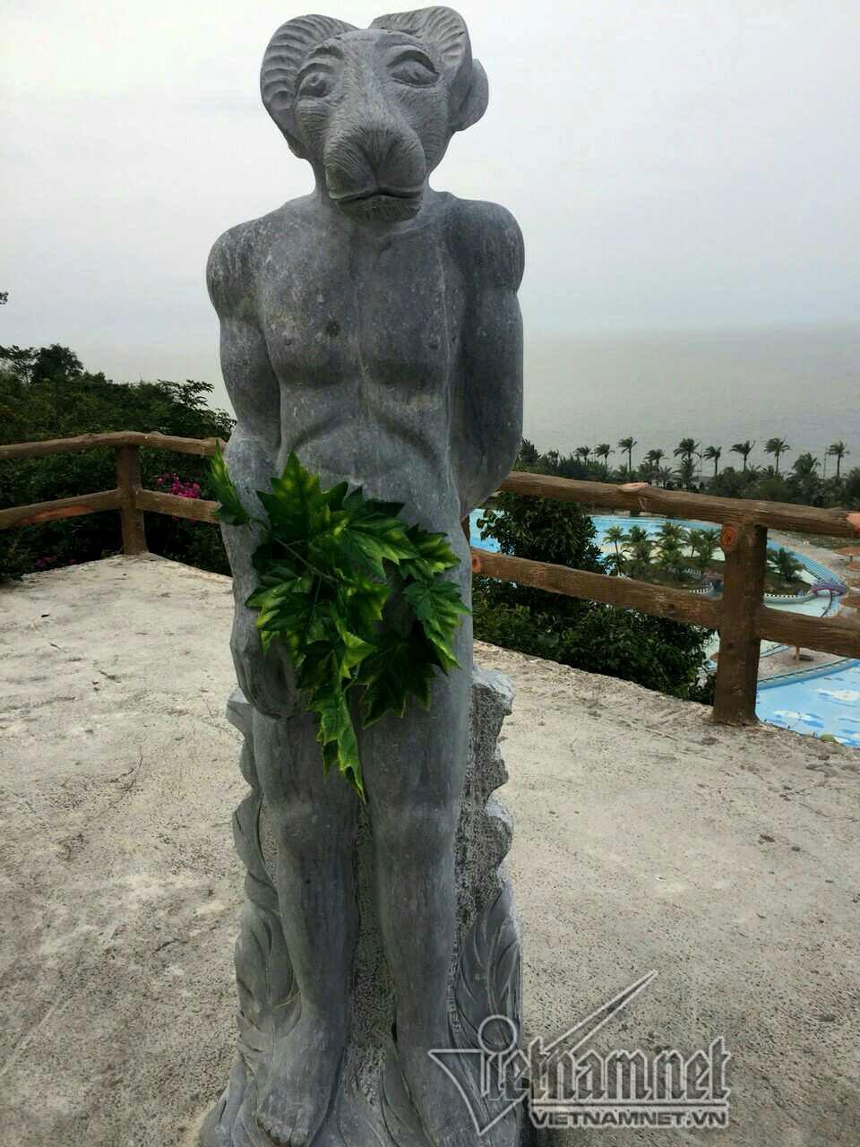 Hòn Dáu,Hải Phòng,tượng 12 con giáp,Đồ Sơn