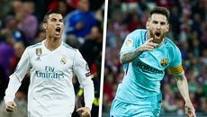 Ronaldo vs Messi đại chiến: Vũ khí tối thượng!