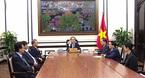 Chủ tịch nước Trần Đại Quang điện đàm với Tổng thống Nga Putin