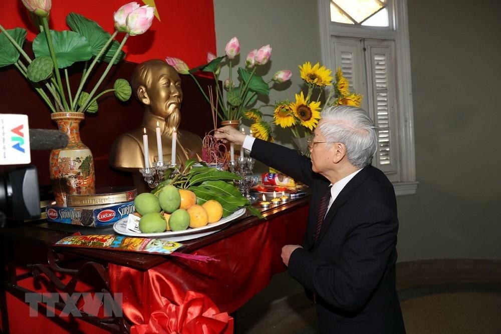 Tổng bí thư Nguyễn Phú Trọng,Nguyễn Phú Trọng,Tổng bí thư thăm Cuba