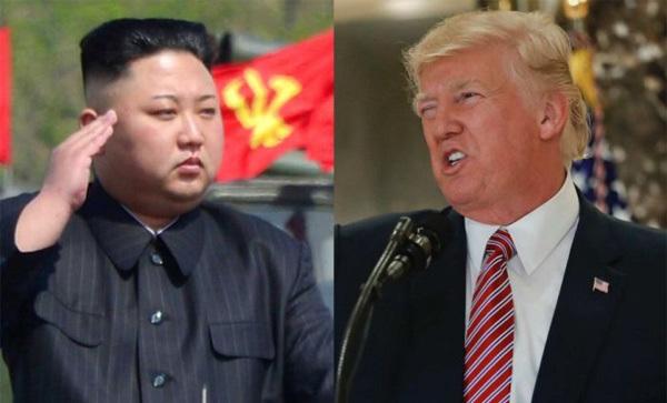 Ông Trump nói gì về chuyến thăm TQ của Kim Jong Un?