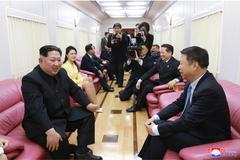 Bên trong đoàn tàu bọc thép chở Kim Jong Un