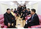 Bên trong đoàn tàu bọc thép chở Kim Jong Un sang Trung Quốc