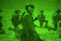 Xem video cực hiếm đặc nhiệm Mỹ truy kích đêm