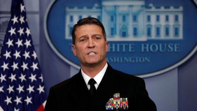 Ông Trump lại bất ngờ thay tướng