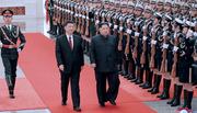 Vị thế của Jong Un tăng lên sau chuyến thăm TQ?