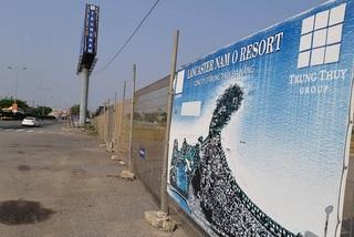 Resort 3.000 tỷ bịt đường làng biển, mẹ chồng Thu Thảo bay gấp ra Đà Nẵng
