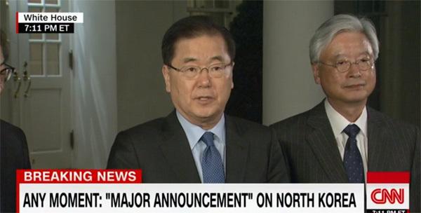 Những bước tiến ngoại giao ngoạn mục của Triều Tiên