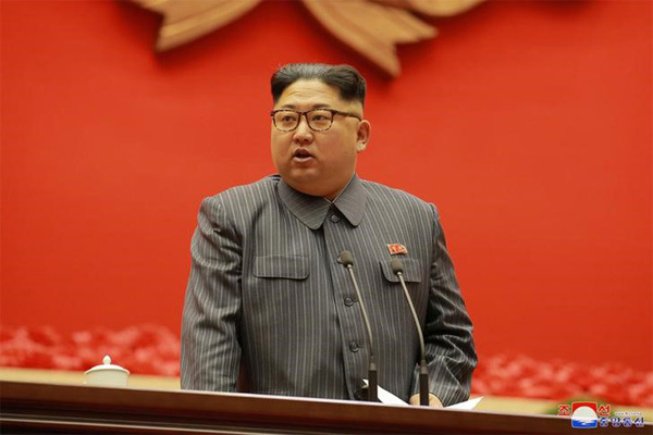 Kim Jong Un sẽ gặp Tổng thống Hàn Quốc vào 27/4