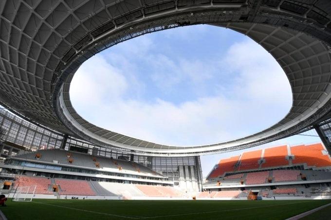 Chiêm ngưỡng vẻ đẹp của 12 SVĐ phục vụ World Cup 2018