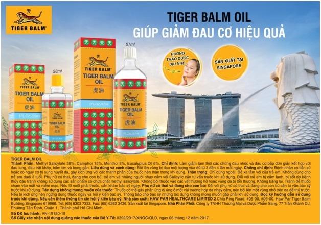Công dụng giảm đau từ Methyl Salicylate có trong tinh dầu