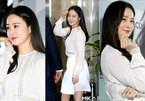 Kim Tae Hee đẹp hút hồn xuất hiện sau 5 tháng sinh con