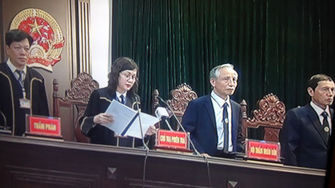 Đinh La Thăng,tham nhũng,OceanBank,PVN,tham ô,Hà Văn Thắm,Nguyễn Xuân Sơn,ninh văn quỳnh