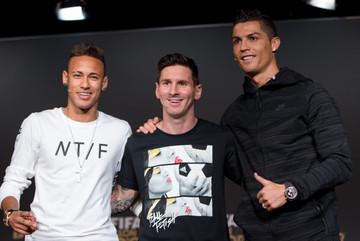 """""""Neymar không thể đoạt Quả bóng vàng ở thời Messi, Ronaldo"""""""