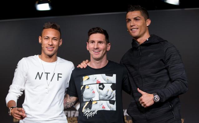 'Neymar không thể đoạt Quả bóng vàng ở thời Messi, Ronaldo'