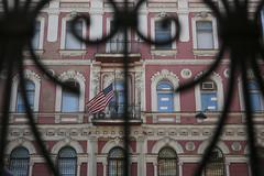 Nga đáp trả, trục xuất 60 nhà ngoại giao Mỹ