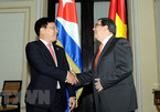 Cuba mong muốn thúc đẩy quan hệ song phương và đa phương với Việt Nam