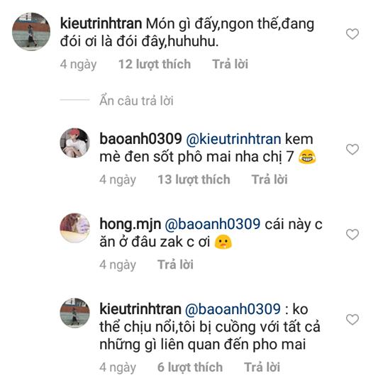 Thủ môn Bùi Tiến Dũng chỉ follow mình Bảo Anh trên Instagram