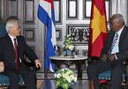 Tổng bí thư hội kiến Chủ tịch Quốc hội Cuba