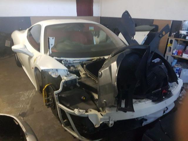 siêu xe,Ferrari,trộm xe
